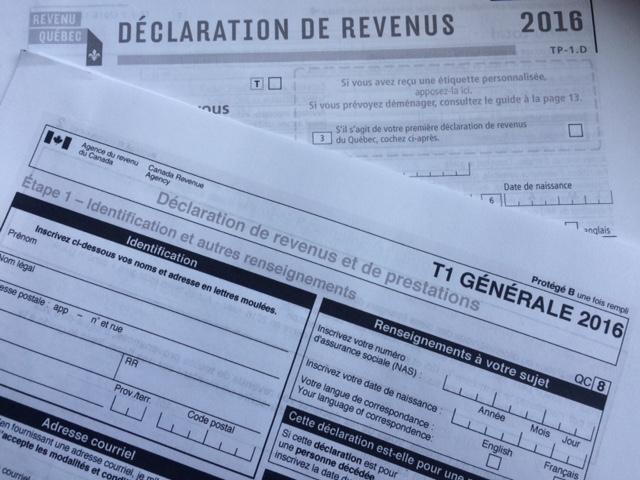 10 Conseils Pour Votre Declaration D Impot Sur Le Revenu Au Quebec