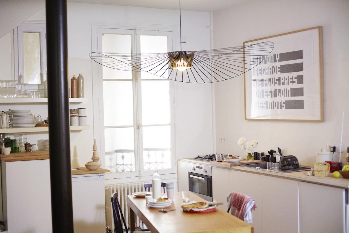 Lampe Vertigo de Constance Guisset. Crédit: Petite Friture