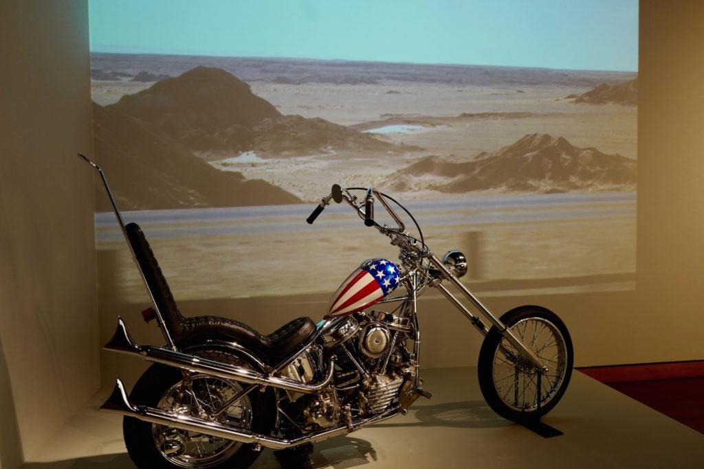 Harley-Davidson du film Easy Rider
