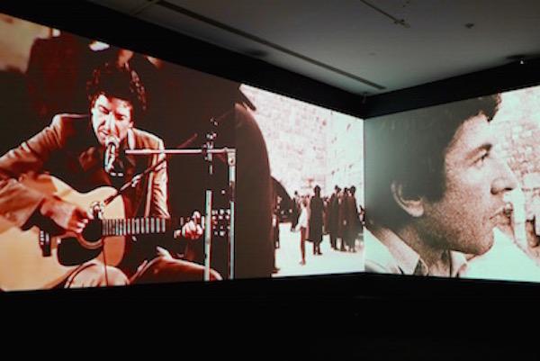 "Oeuvre vidéo immersive ""Passing Through"" de George Fok"