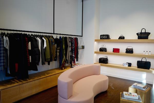 Boutique Zadig & Voltaire de Montréal