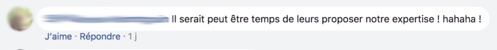 Proposons notre expertise