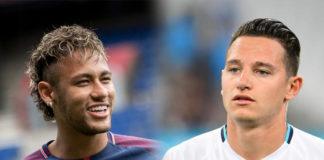 Neymar et Thauvin