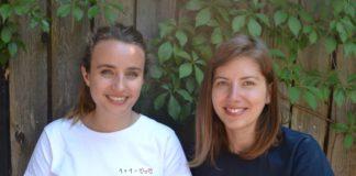 Laure et Barbara de Nouveau Rivage